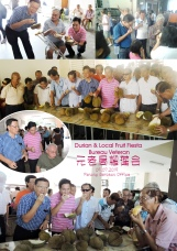 Durian & Local Fruit Fiesta Bureau Veteran