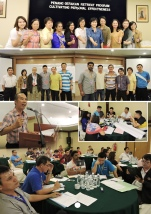 Penang Gerakan Retreat Program Cultivating Personal Effectiveness