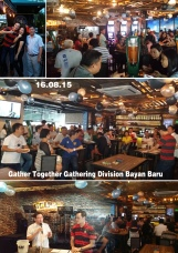 Gather Together Gathering Division Bayan Baru