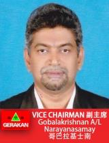 Gobalakrishnan SLC