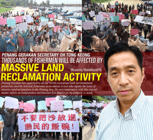 OhTongKeong20151217 Penang Reclamation Project Permatang Damar Laut BI