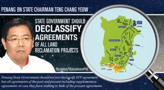 TengChangYeow 20151211 Penang Reclamation Project Agreement BI