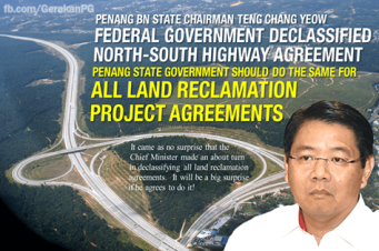 TengChangYeow 20151214 Penang Reclamation Project Agreement BI