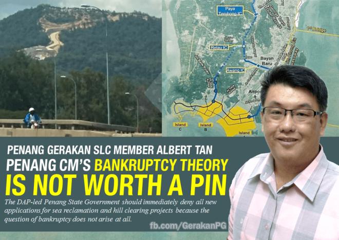 AlbertTan 20160120 Penang Reclamation Bankrupt BI