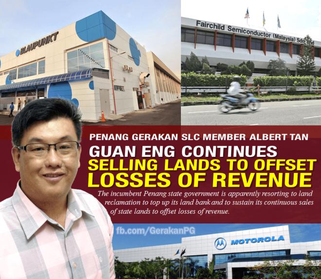AlbertTan 20160130 Penang Investment Sold Land BI