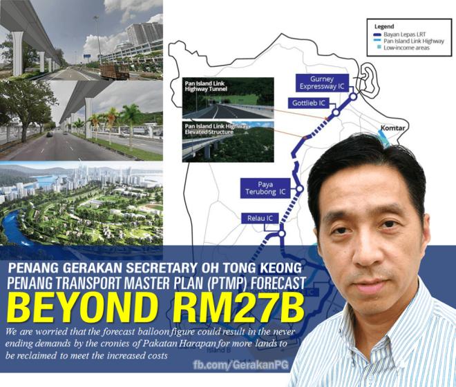 OTK 20160122 Penang Transport Master Plan BI